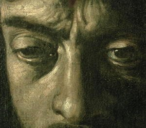 Caravaggio - David with the Head of Goliath, 1606