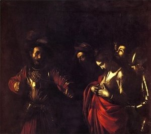 Caravaggio - The Martyrdom of St. Ursula