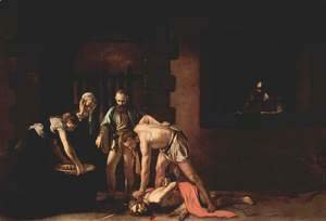 Caravaggio - Beheading of Saint John the Baptist