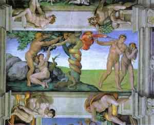 The Fall of Man and the Expulsion from the Garden of Eden