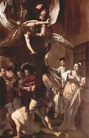 Caravaggio - The Seven Acts Of Mercy