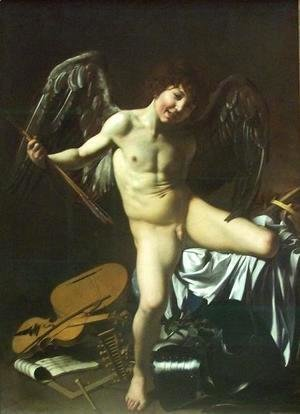 Victorious Cupid