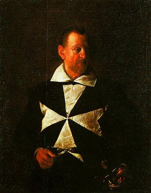Portrait of a Knight of Malta
