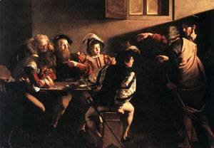 The Calling of Saint Matthew 3