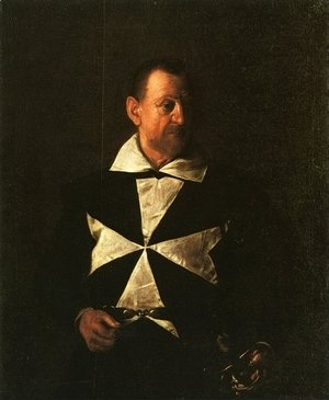 Portrait of Alof de Wignacourt 1608