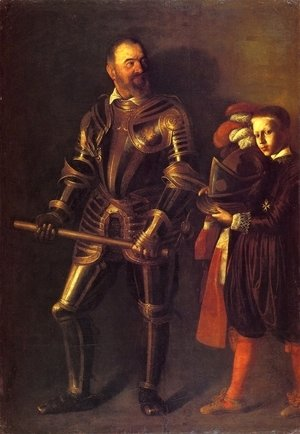 Portrait of Alof de Wignacourt 1607-08