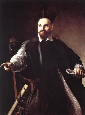 Portrait of Maffeo Barberini 1599