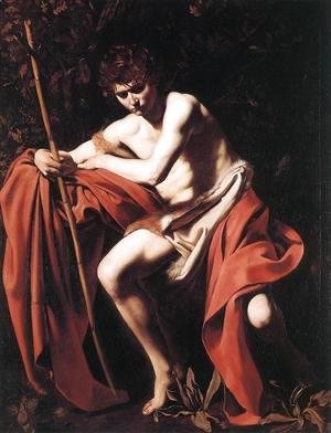 St. John the Baptist c. 1604