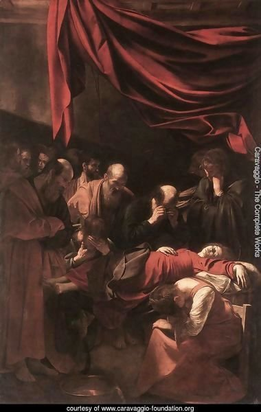 The Death of the Virgin 1606