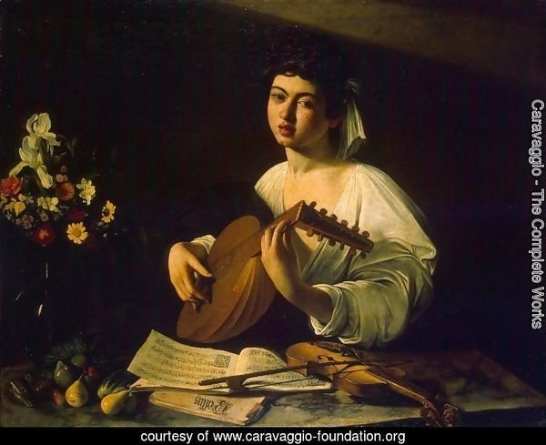 The Lute Player c. 1600