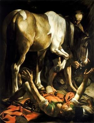 Caravaggio - Conversion of St. Paul